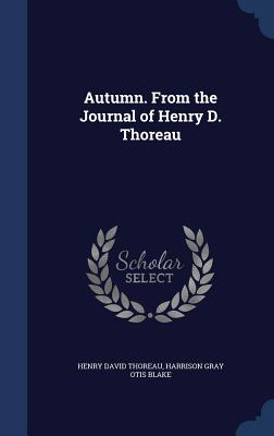 Image for Autumn. From the Journal of Henry D. Thoreau
