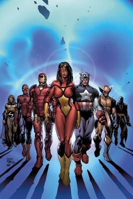 Image for New Avengers by Brian Michael Bendis: The Complete Collection Vol. 1