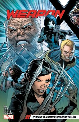Image for WEAPON X 1