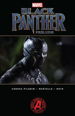 Image for BLACK PANTHER PRELUDE