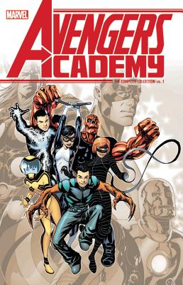 Image for Avengers Academy: The Complete Collection Vol. 1