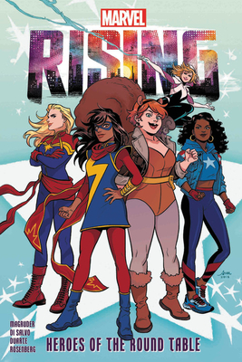 Image for Marvel Rising: Heroes of the Round Table