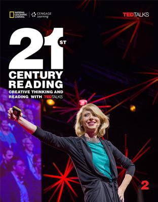 Image for 21st Century Reading 2: Creative Thinking and Reading with TED Talks