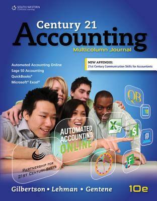 Century 21 Accounting: Multicolumn Journal, Copyright Update (Century 21 Accounting Series)