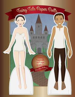 Fairy Tale Paper Dolls, Matthews, Julie