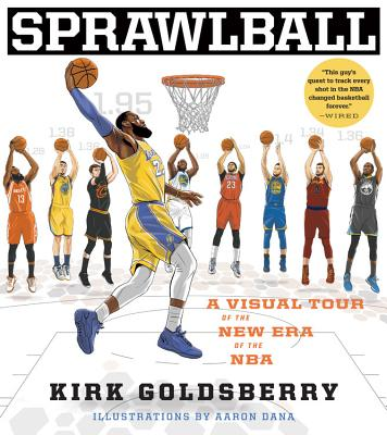 Image for SprawlBall: A Visual Tour of the New Era of the NBA