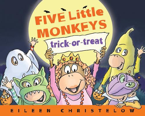 Image for Five Little Monkeys Trick-or-Treat (A Five Little Monkeys Story)