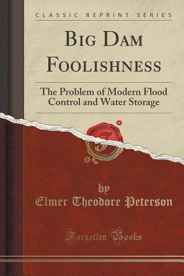 Big Dam Foolishness: The Problem of Modern Flood Control and Water Storage (Classic Reprint), Peterson, Elmer Theodore