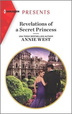 Image for REVELATIONS OF A SECRET PRINCESS