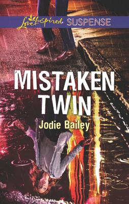 Image for Mistaken Twin (Love Inspired Suspense)