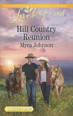 Image for Hill Country Reunion (Love Inspired (Large Print))