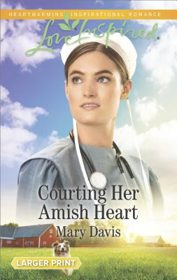 Image for Courting the Amish Doctor (Prodigal Daughters)