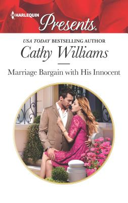 Image for Marriage Bargain with His Innocent (Harlequin Presents)