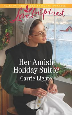 Image for Her Amish Holiday Suitor (Amish Country Courtships)