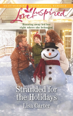 Image for Stranded for the Holidays (Love Inspired)