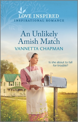 Image for An Unlikely Amish Match (Indiana Amish Brides)