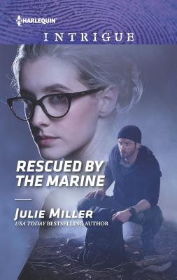 Image for Rescued by the Marine (Harlequin Intrigue)