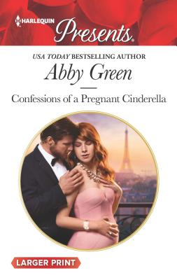 Image for Confessions of a Pregnant Cinderella (Rival Spanish Brothers)