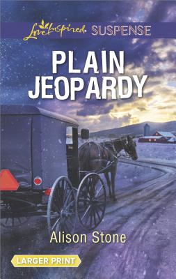 Image for Plain Jeopardy (Love Inspired Suspense (Large Print))