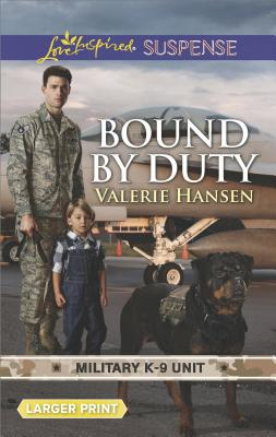 Image for Bound by Duty (Military K-9 Unit)