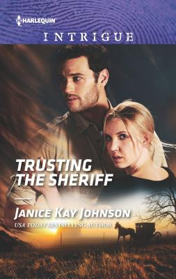 Image for Trusting the Sheriff (Harlequin Intrigue)