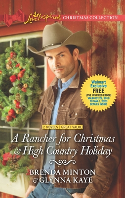 Image for A Rancher for Christmas & High Country Holiday