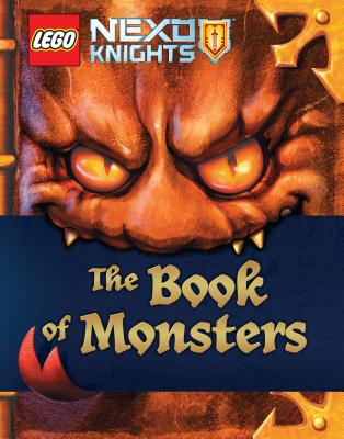 Image for The Book of Monsters (LEGO NEXO Knights)