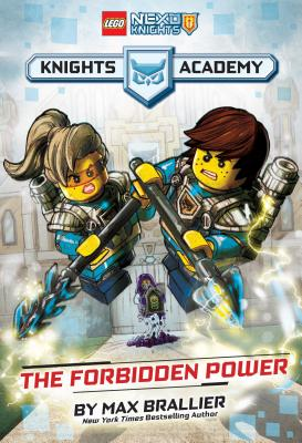 Image for The Forbidden Power (LEGO NEXO KNIGHTS: Knights Academy #1) (1)