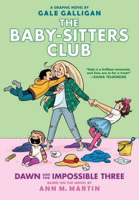 Image for Dawn and the Impossible Three (The Baby-sitters Club Graphic Novel #5): A Graphix Book (The Baby-Sitters Club Graphix)