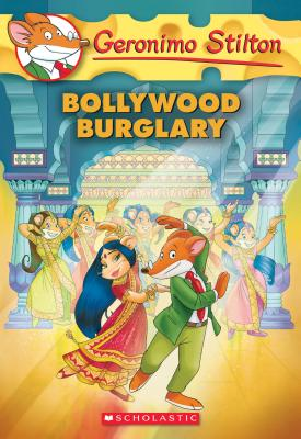 Bollywood Burglary (Geronimo Stilton #65), Geronimo Stilton