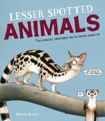 Image for Lesser Spotted Animals