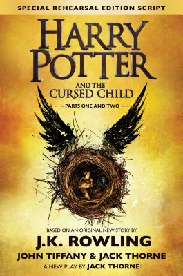 Image for Harry Potter and the Cursed Child  -  Parts I & II (Special Rehearsal Edition)