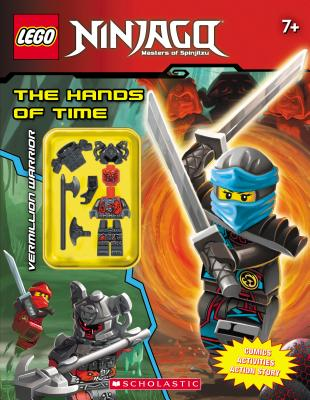 Image for Hands of Time (LEGO Ninjago)