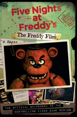 Image for The Freddy Files (Five Nights At Freddy's)