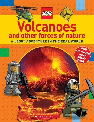 Image for Lego nonfiction - Volcanoes and other Forces of Nature:  A LEGO Adventure in the Real World