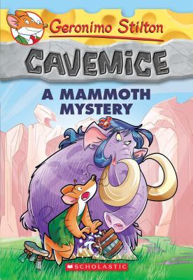A Mammoth Mystery (Geronimo Stilton Cavemice #15), Geronimo Stilton