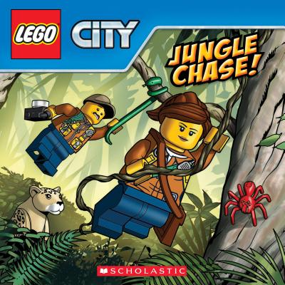 Jungle Chase #15 (LEGO City), Ace Landers