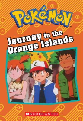 Image for Journey to the Orange Islands (Pokemon)