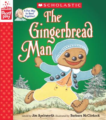 Image for Gingerbread Man (A StoryPlay Book)