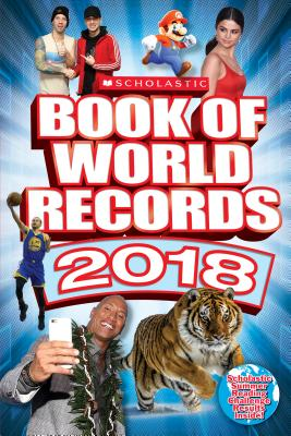Image for Book of World Records 2018