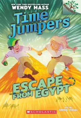 Image for Escape from Egypt: A Branches Book (Time Jumpers #2)