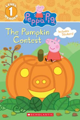 Image for The Pumpkin Contest (Peppa Pig: Level 1 Reader)