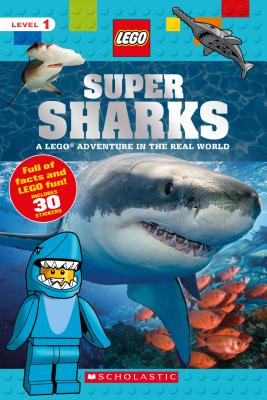 Image for Super Sharks (LEGO Nonfiction): A LEGO Adventure in the Real World (7)