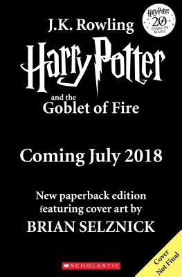 Image for HARRY POTTER AND THE GOBLET OF FIRE (HARRY POTTER, NO 4)