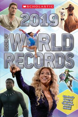 Image for Scholastic Book of World Records 2019