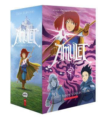 Image for Amulet #1-8 Box Set
