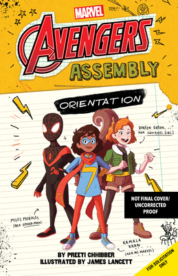 Image for AVENGERS ASSEMBLY: ORIENTATION (MARVEL AVENGERS ASSEMBLY, NO 1)