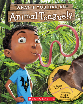 Image for WHAT IF YOU HAD AN ANIMAL TONGUE!?