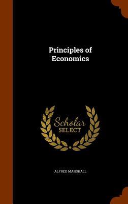 Principles of Economics, Marshall, Alfred