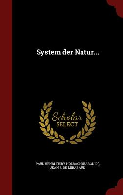 Image for System Der Natur... (German Edition)